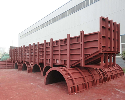 盖梁抱箍钢模板工厂