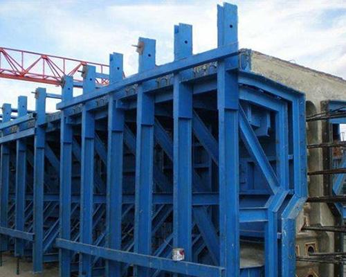 铁路T梁钢模板加工